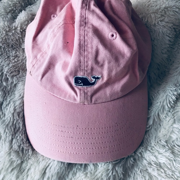 Vineyard Vines Accessories - Pink Vineyard Vines Baseball Hat